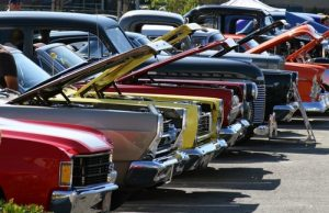 Classic Car & Cycle Show @ Christ's Community Church