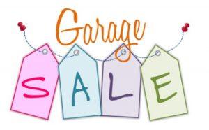 Annual Garage & Bake Sale @ Christ's Community Church